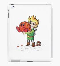 Link and Kirby Halloween iPad Case/Skin