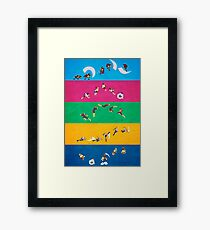 Simply Melee Poster One Framed Print