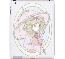 Pastel Parasol - Lolita Girl Design iPad Case/Skin
