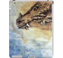 The Amber Dragon iPad Case/Skin