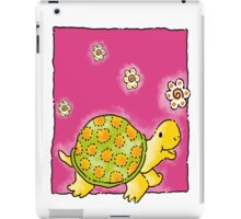 Cute Turtle iPad Case/Skin