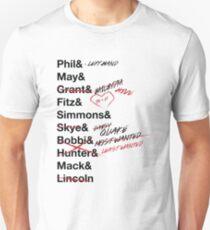 AOS: Team Updated  T-Shirt