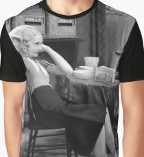 Barbara Stanwyck - Baby Face 1933 Graphic T-Shirt