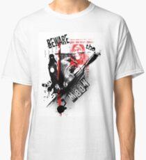 American Werewolf Polka Trash Classic T-Shirt