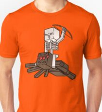 Minecraft Spider Jockey T-Shirt