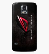 Funda/vinilo para Samsung Galaxy ROG - Sede de Republic of Gamers