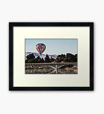 Prosser Balloon Framed Print
