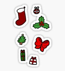 Christmas! Sticker