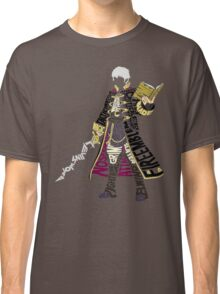 Robin Typography Classic T-Shirt