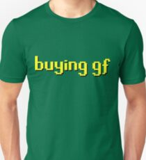 Runescape / RS - Buying GF T-Shirt