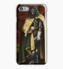 Doctor Doom - Neoclassicism  iPhone Case/Skin