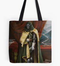 Doctor Doom - Neoclassicism  Tote Bag