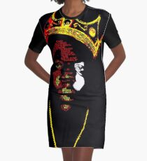 Biggie It Was All A Dream Graphic T-Shirt Dress