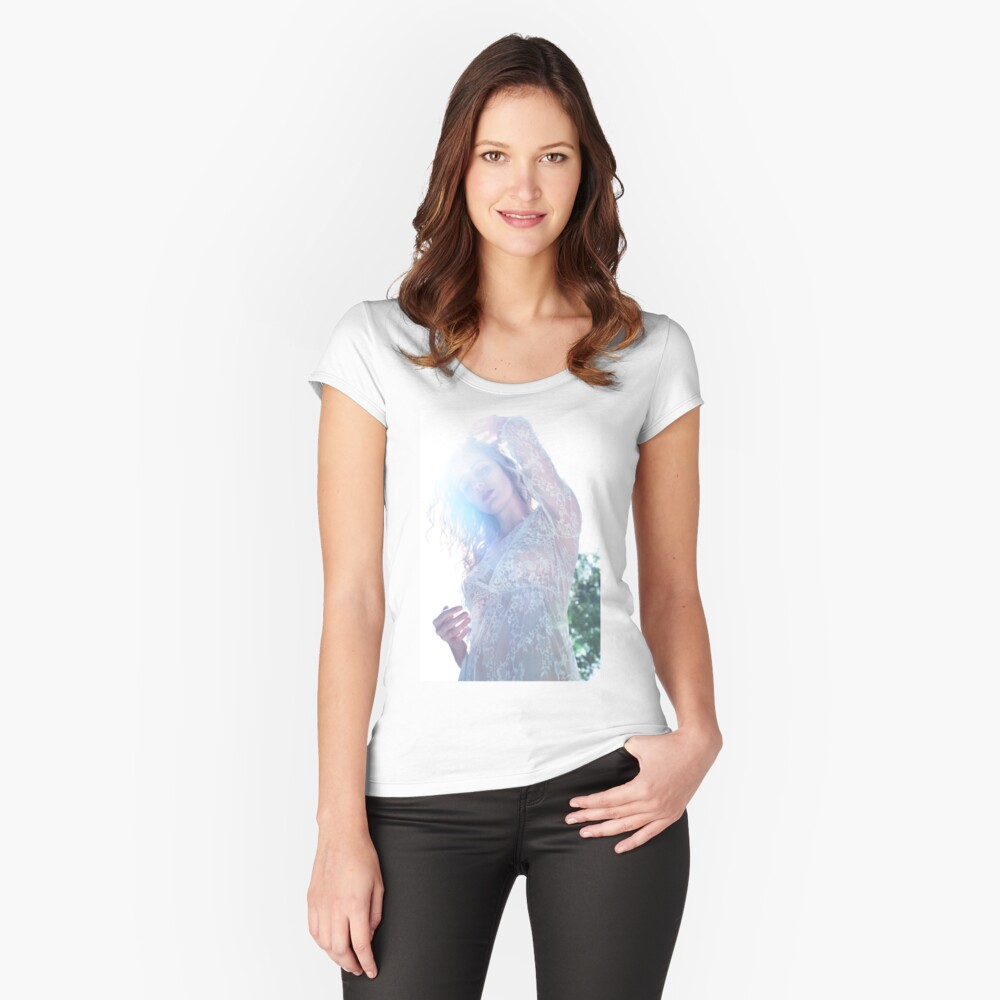 Mountain Dweller 8 Fitted Scoop T-Shirt