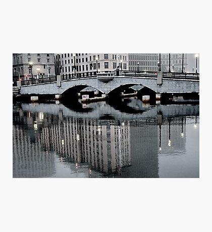 Morning Lights Photographic Print