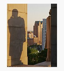 Protective Shadow Photographic Print