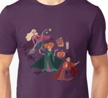 The Witch is Back! Unisex T-Shirt