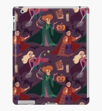 The Witch is Back! iPad Case/Skin