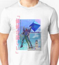 REI AYANAMI VAPORWAVE T-Shirt