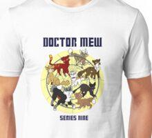 Doctor Mew Season 9 Unisex T-Shirt