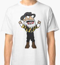 angry zombie yosef Classic T-Shirt