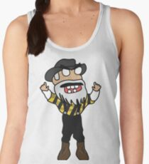 angry zombie yosef Women's Tank Top