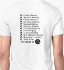 Member of AA Unisex T-Shirt