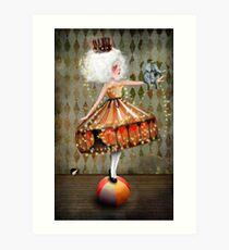 Carnivale Art Print