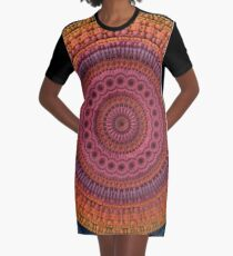 Harmony No. 112 Graphic T-Shirt Dress