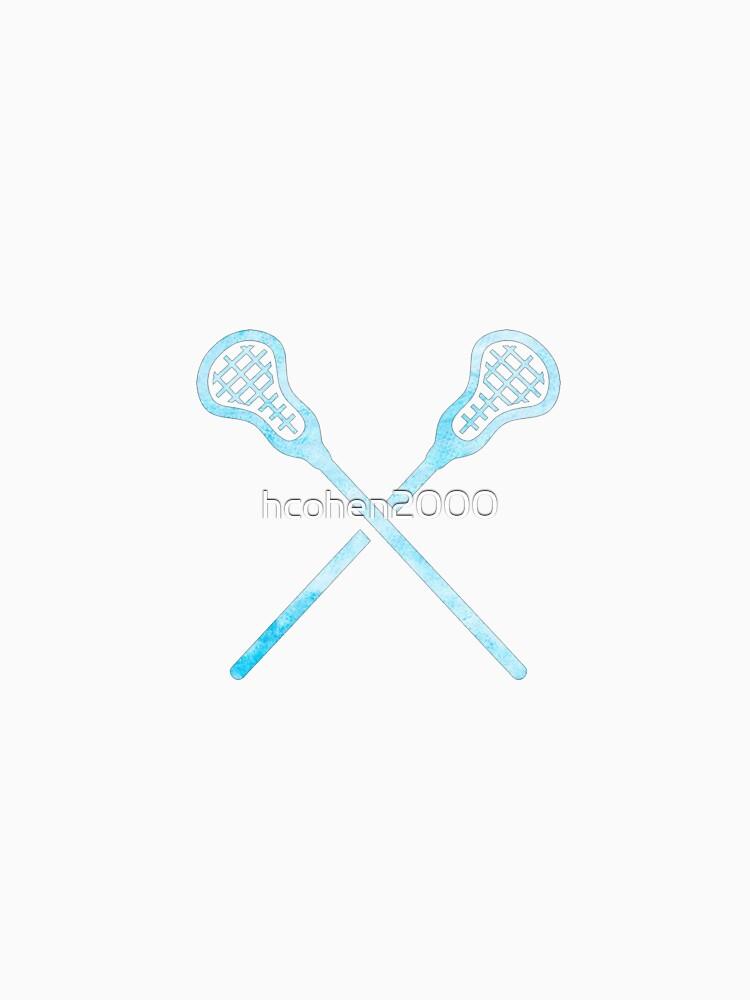 Lacrosse-Stock hellblau von hcohen2000