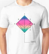 PRISM// SHINEE (WHITE) T-Shirt