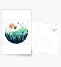 Roundscape Postcards