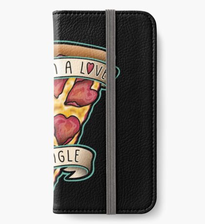 Trapped iPhone Wallet