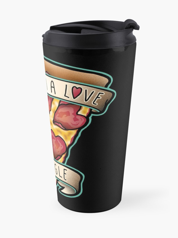 Alternate view of Trapped Travel Mug