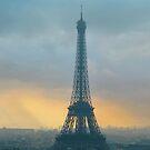 Eiffel Tower by Daniel Ranger