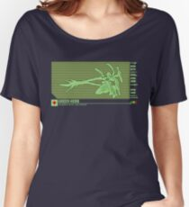Resident Evil Green Herb Women's Relaxed Fit T-Shirt