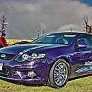 Ford Falcon with Viper theme by Ferenghi