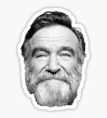 King of Comedy, Robin Williams Sticker