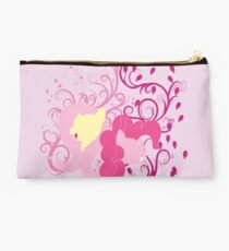 pinkie and fluttershy: laughter and kindness Studio Pouch