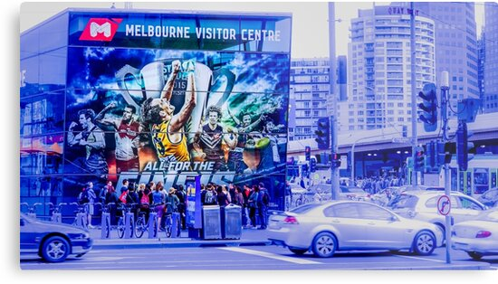 It's a Three-Peat - Melbourne, Victoria by sjphotocomau