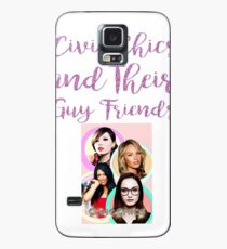 Civic Chics and Their Guy Friends Case/Skin for Samsung Galaxy