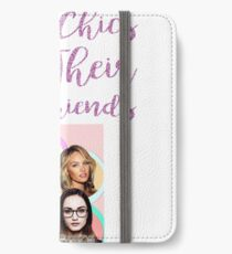 Civic Chics and Their Guy Friends iPhone Wallet/Case/Skin