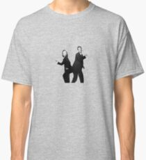X Files // They boogie Classic T-Shirt