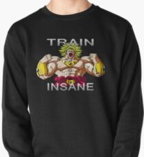 Broly Train Insane Pullover