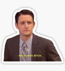 Gabe - The Office Sticker