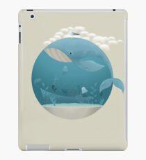Whale & Jellyfish iPad Case/Skin