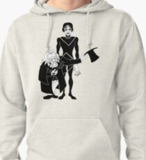 The Cabinet of Dr Caligari Pullover Hoodie