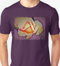 A rose in the sun Unisex T-Shirt