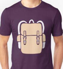 Zaino - versione crema Unisex T-Shirt