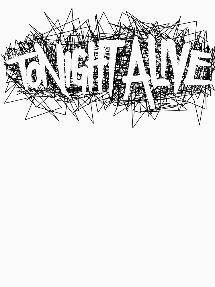 Tonight Alive Logo by GinnyWeasley95